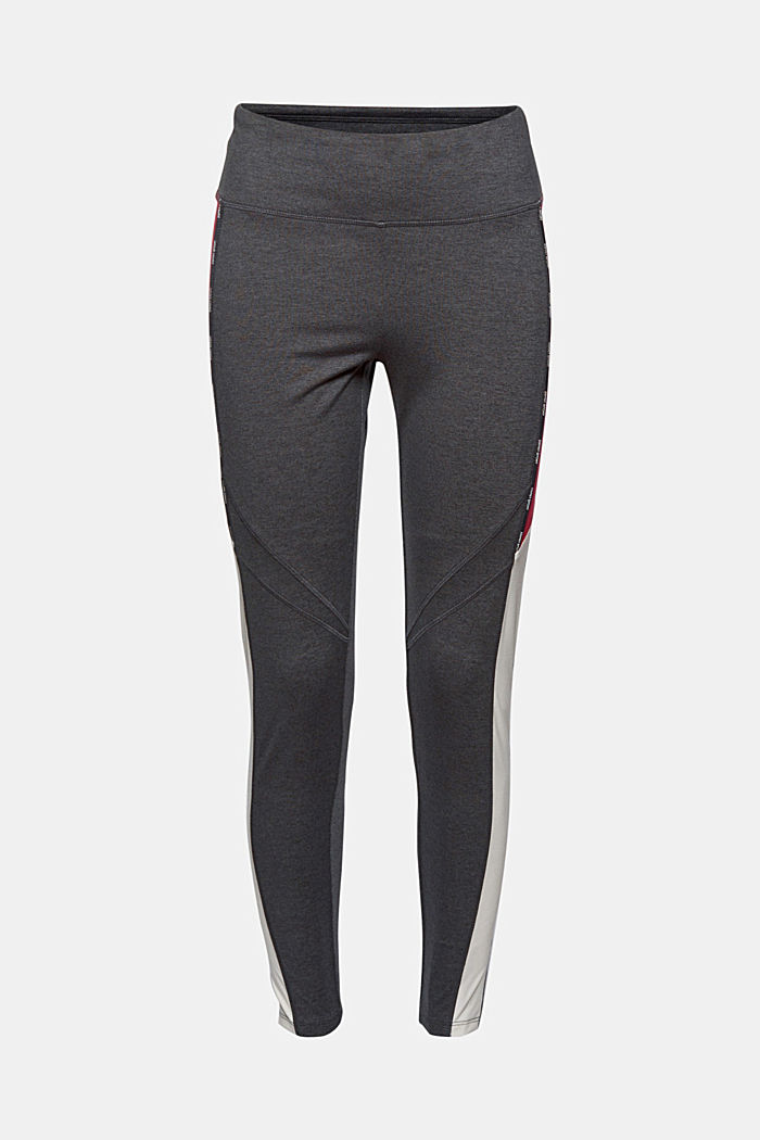 Leggings mit Colorblocking, E-DRY