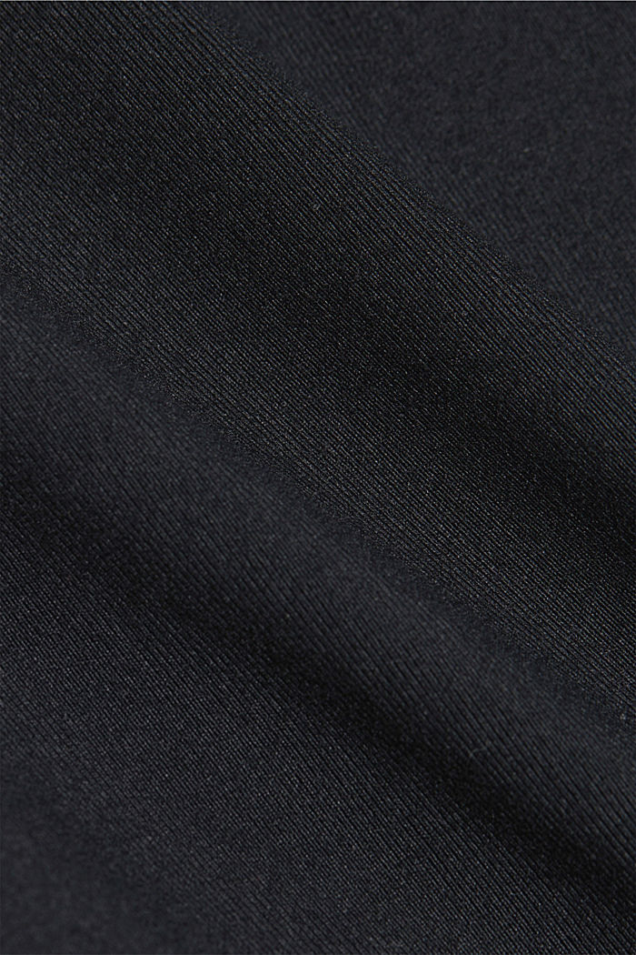 Recycelt: Active Pants mit E-DRY, BLACK, detail image number 4