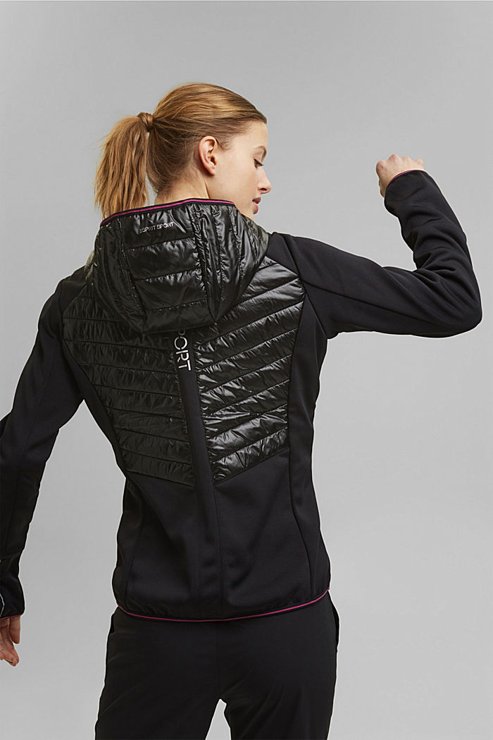 Active Outdoor-Jacke mit 3M™Thinsulate™, BLACK, detail image number 6