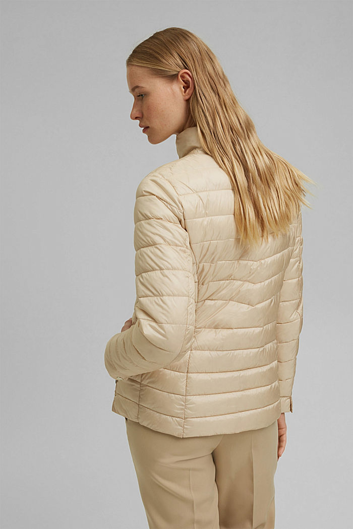 Recycelt: 3M™ Thinsulate™ Jacke, CREAM BEIGE, detail image number 3
