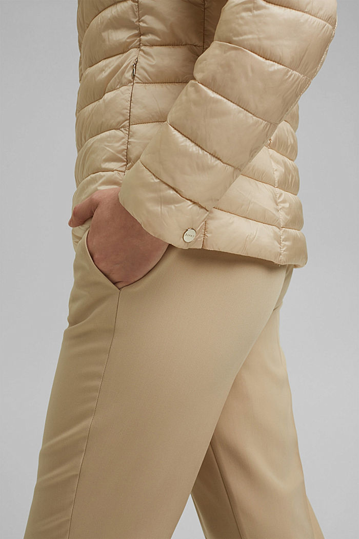Recycled: 3M™ Thinsulate™ jacket, CREAM BEIGE, detail image number 2