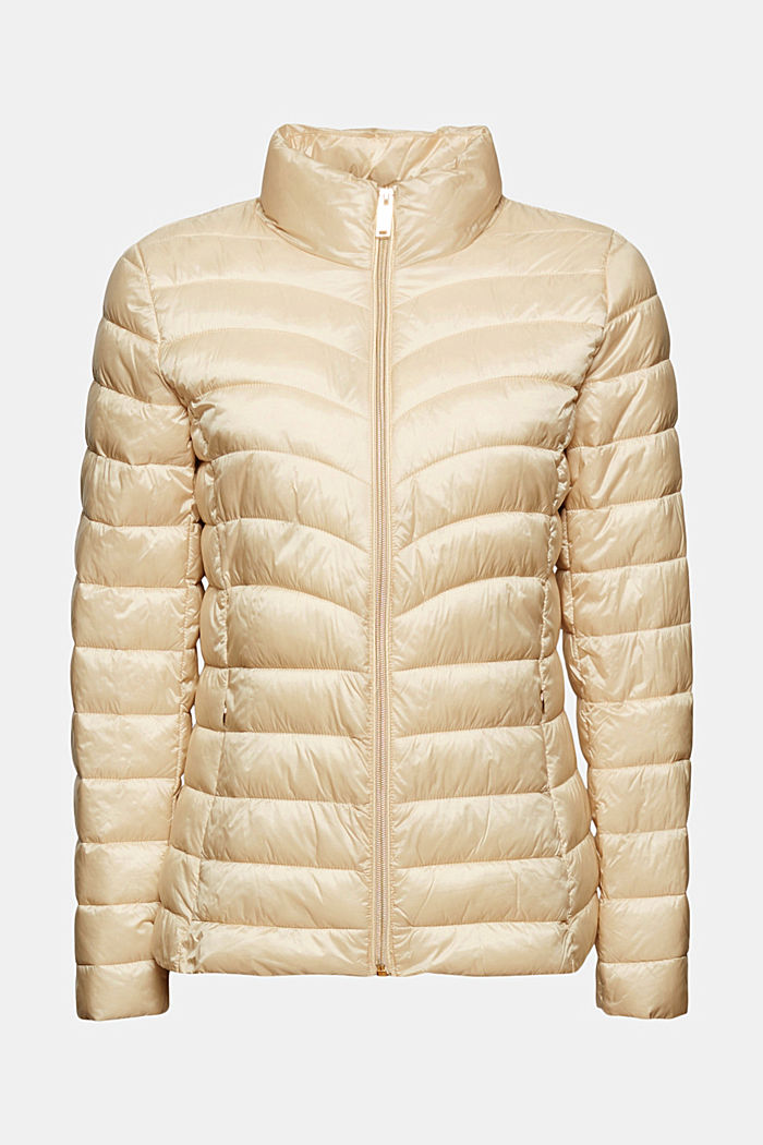Recycelt: 3M™ Thinsulate™ Jacke, CREAM BEIGE, detail image number 6