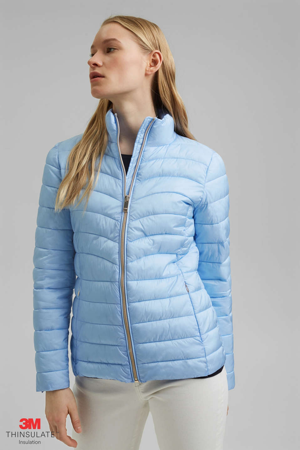 Esprit - Reciclada: chaqueta Thinsulate™ de 3M™