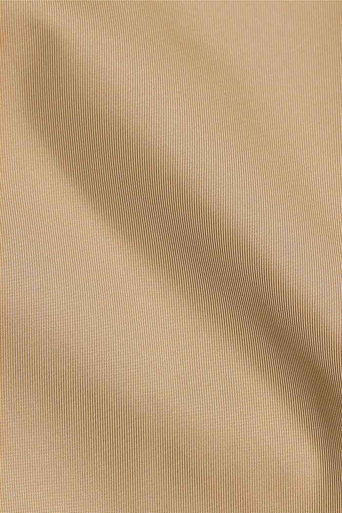 Recycelt: Jacke, BEIGE, detail image number 4