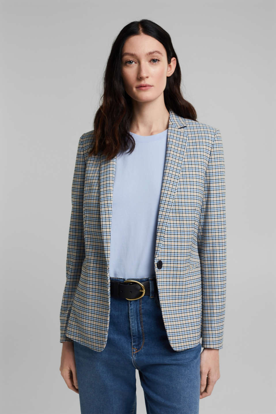 Esprit - Reciclado: KARO - Blazer Mix + Match