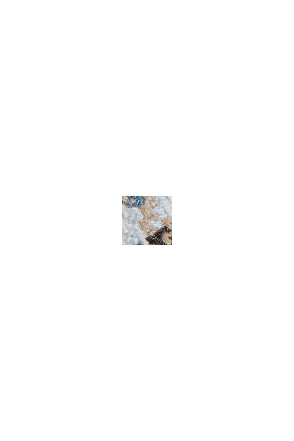 Recycled: KARO mix + match blazer, PASTEL BLUE, swatch
