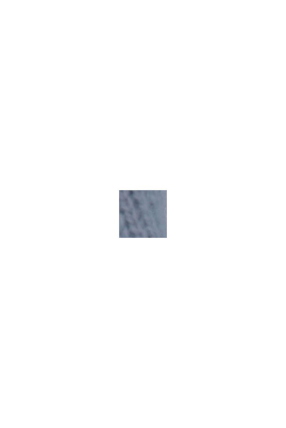 Con cachemir: jersey de manga corta, PASTEL BLUE, swatch