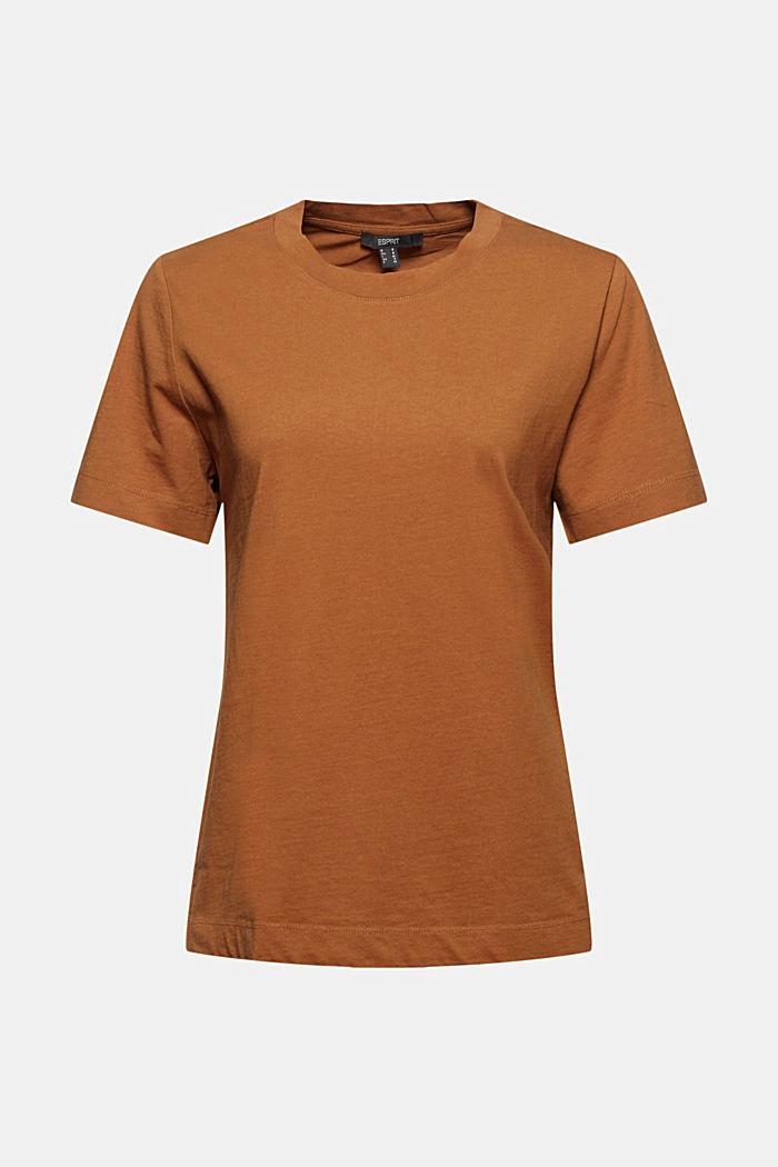 Basic-Shirt aus 100% Organic Cotton