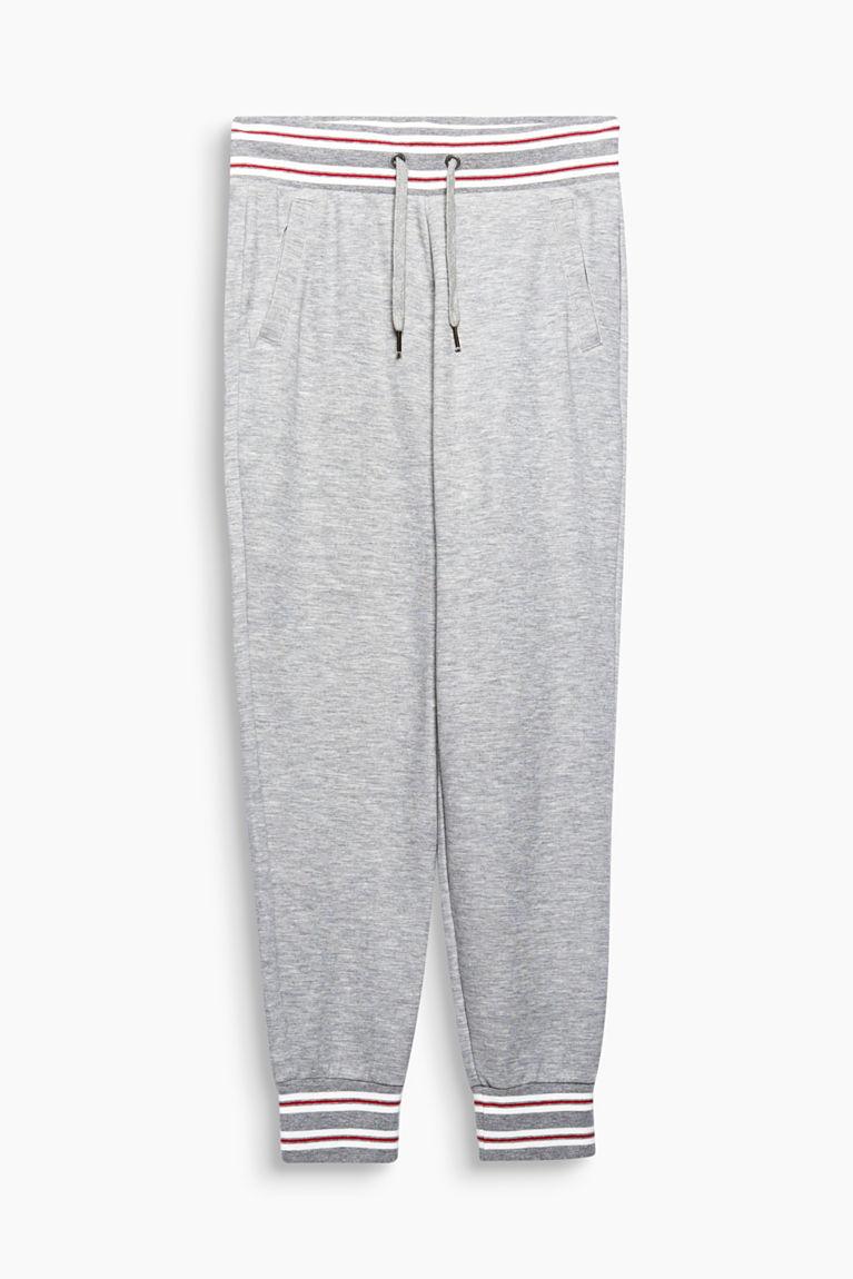 Sweat-Pants aus Baumwoll-Mix