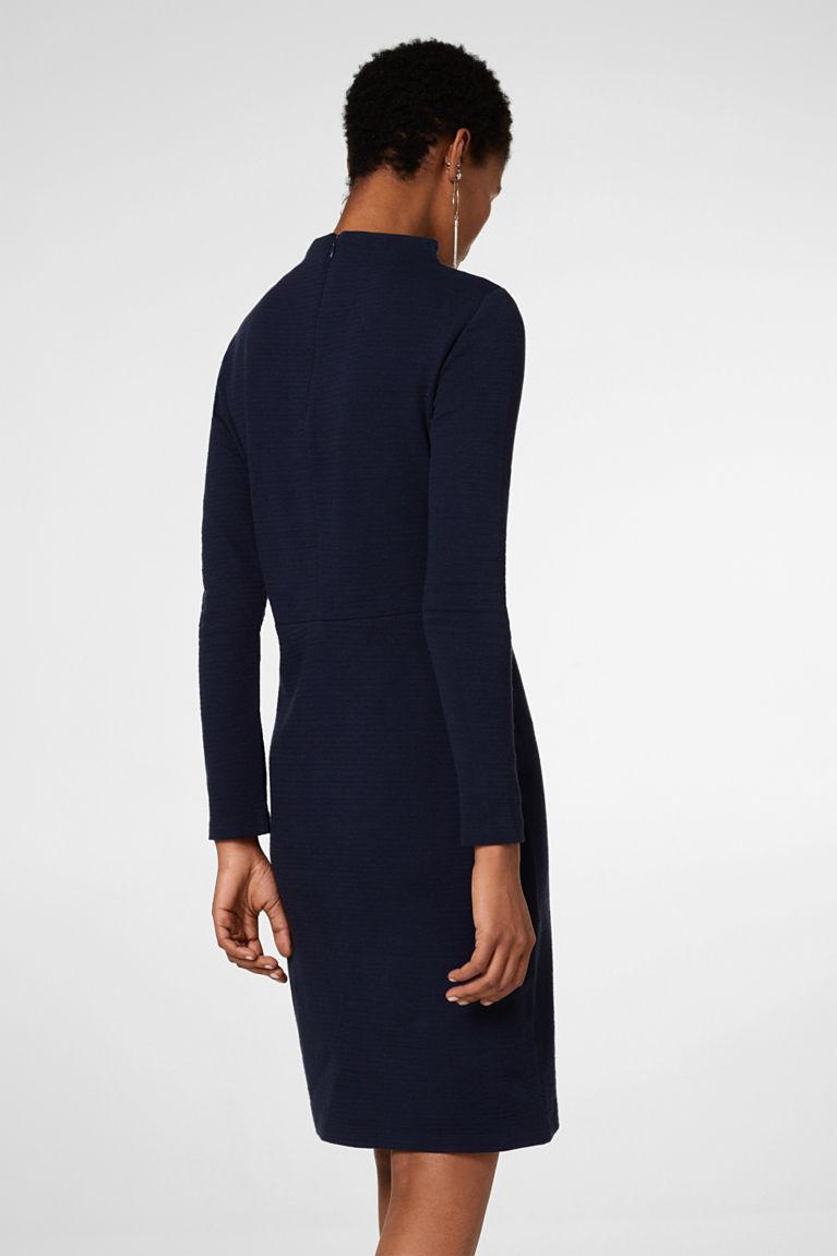 Figurbetontes Kleid aus Jersey