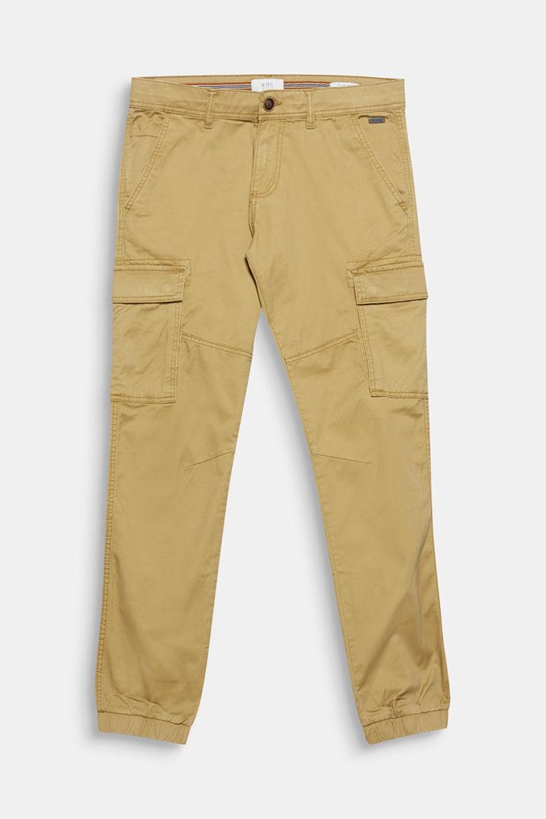 Cargo-Hose aus Baumwollstretch