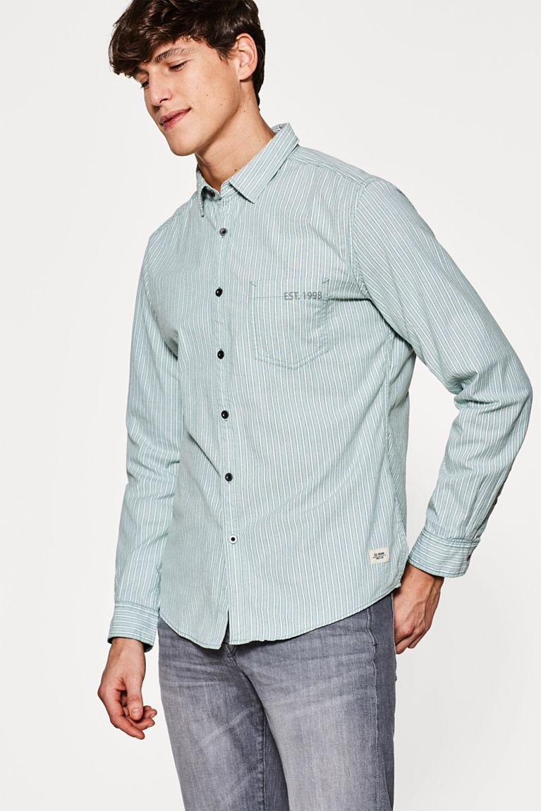 Softes Hemd aus Organic Cotton