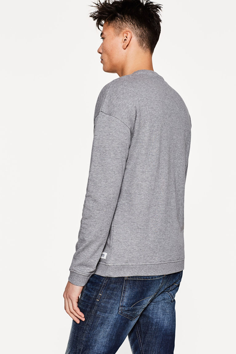 Sweatshirt aus Organic Cotton