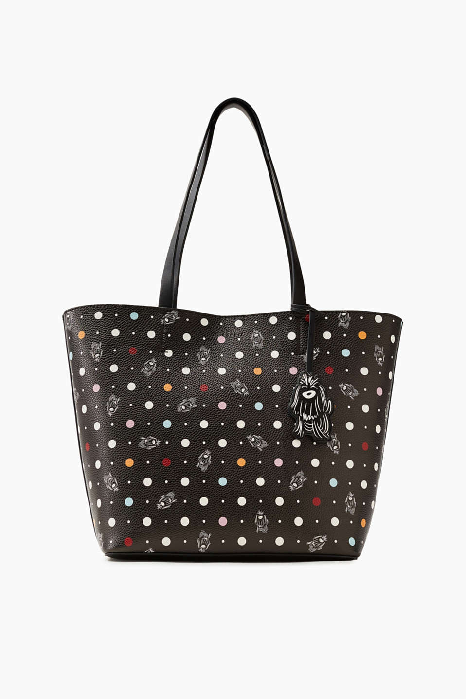 Esprit - Shopper mit coolem Print