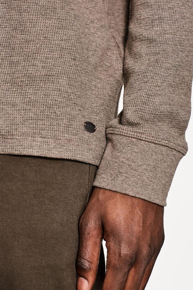 Jersey-Longsleeve mit Organic Cotton