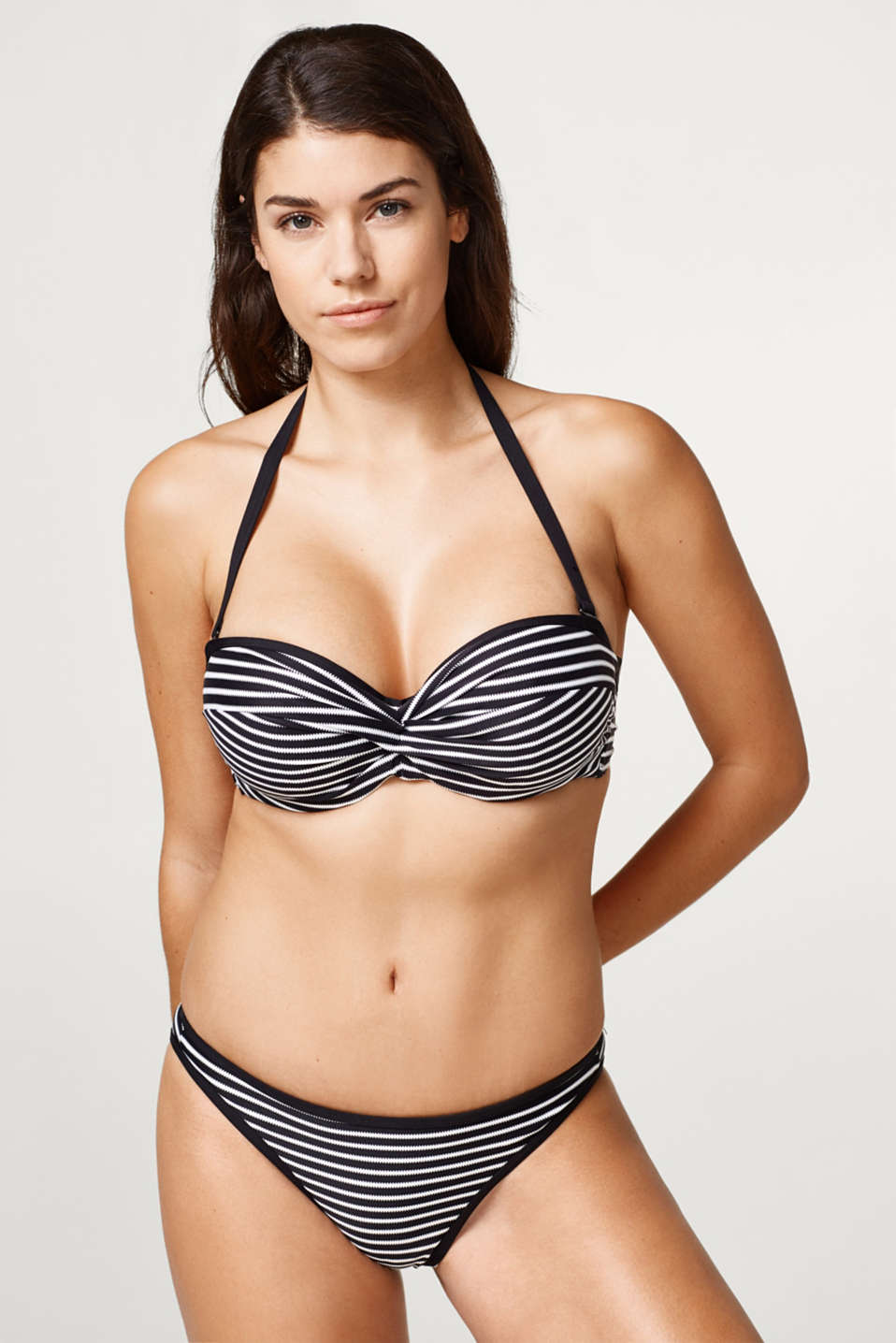Esprit - Bandeau top for large cup sizes