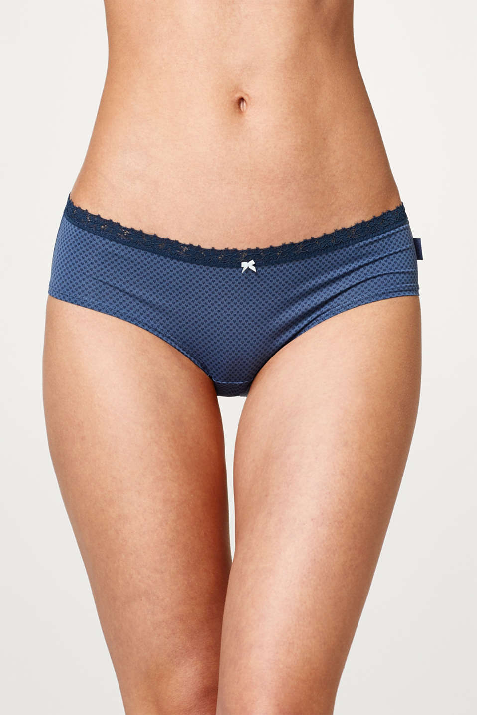 Hipster shorts with a little star print