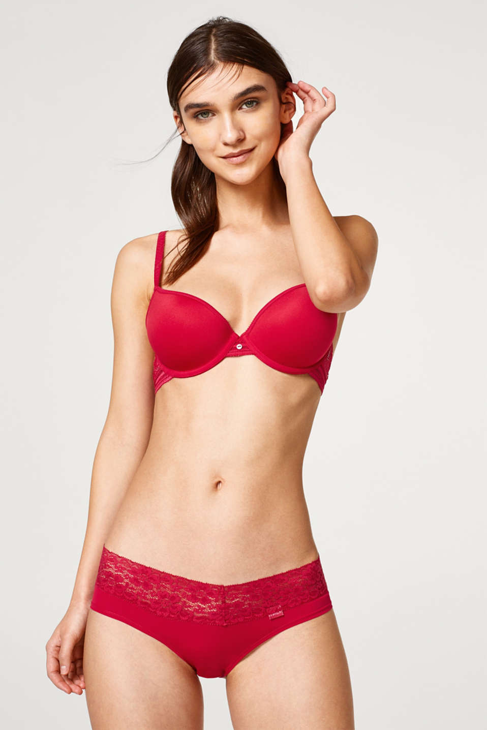 Esprit - Padded bra with innovative spacer cups