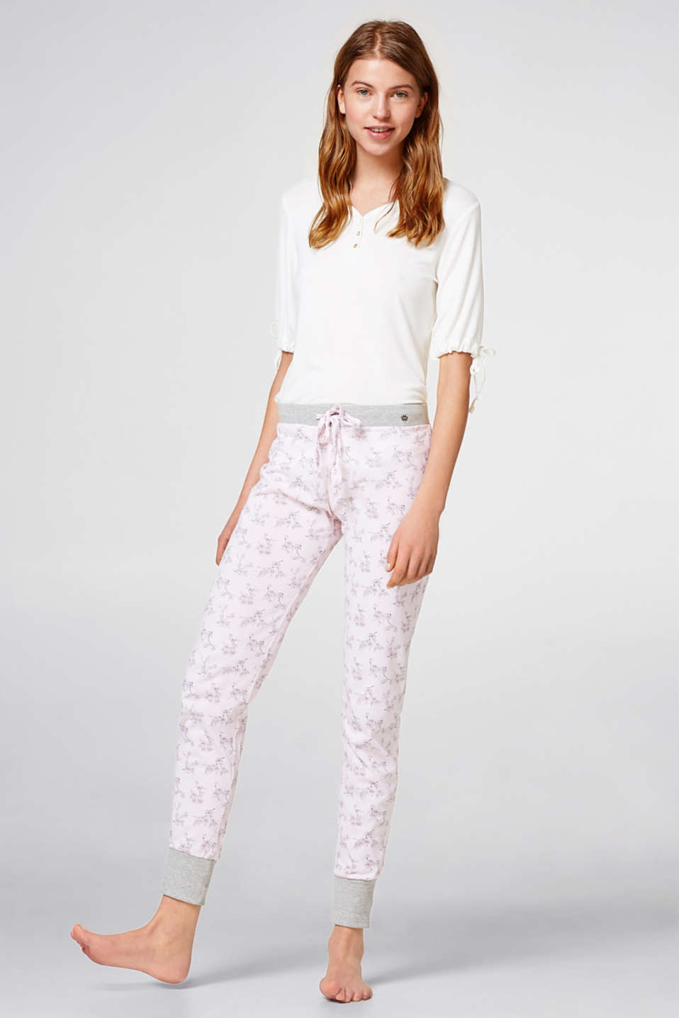 Esprit - Pyjama bottoms, 100% cotton