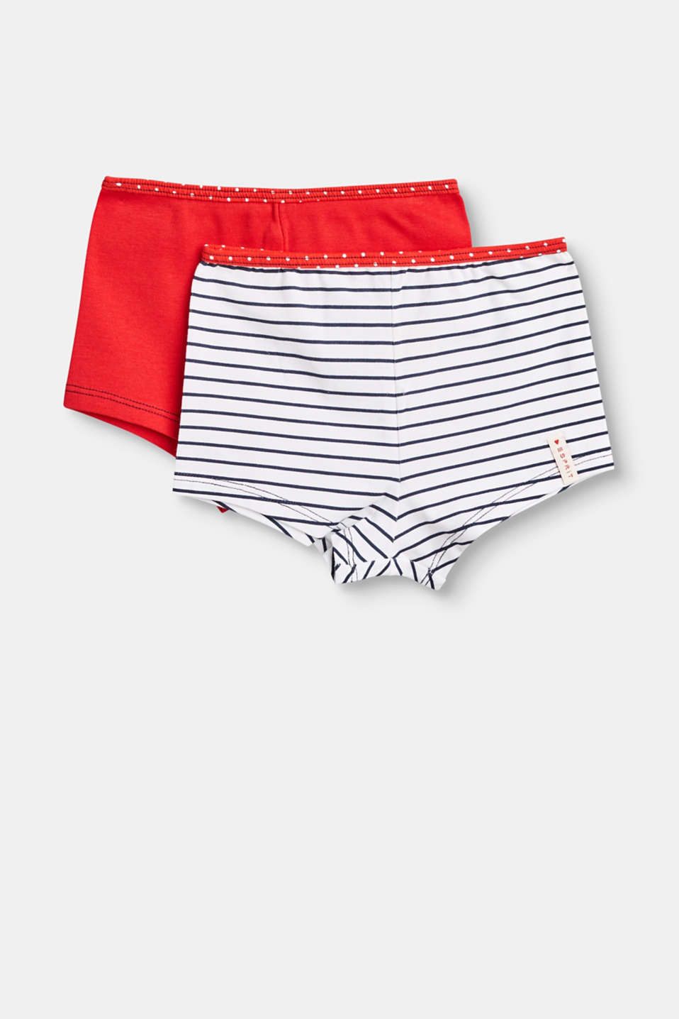 Esprit - Shorts in a practical double pack