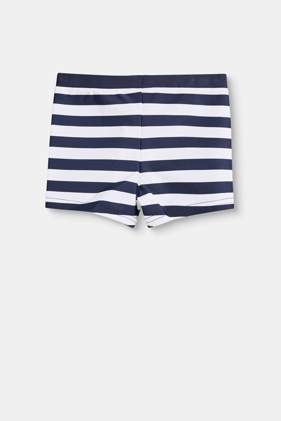 Stribede retro-badeshorts