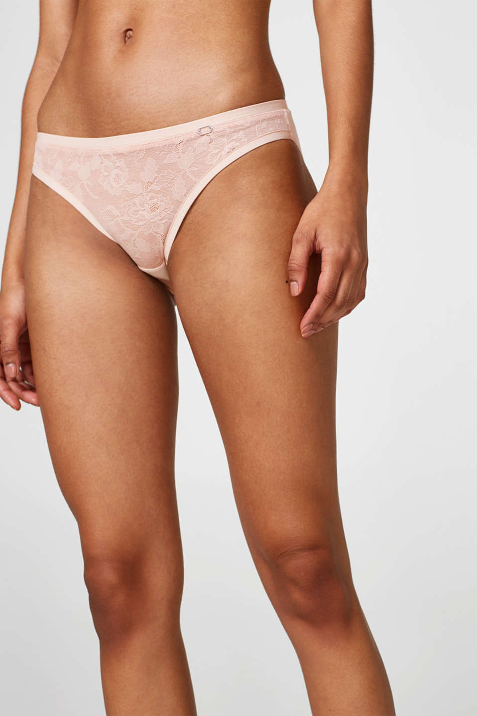 Esprit - Hipster briefs in lace