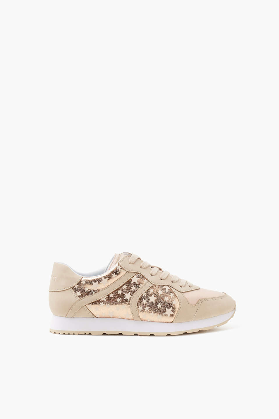 Esprit - Trendy trainers with a cool star print