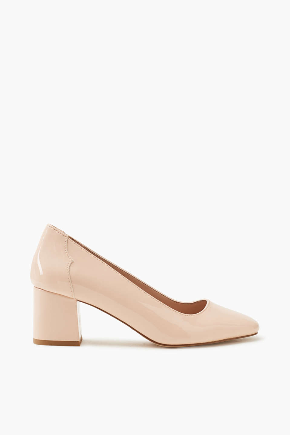 Esprit - Zeitloser Pumps in Lack-Optik