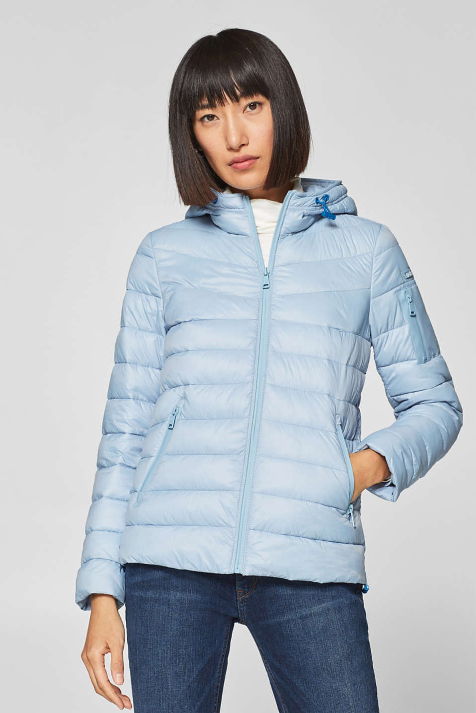 edc - Lightweight quilted jacket with 3M® Thinsulate® padding