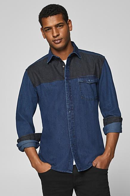 Pour À Sur En La Boutique Esprit Chemises Ligne Homme Acheter nZxq5fHv