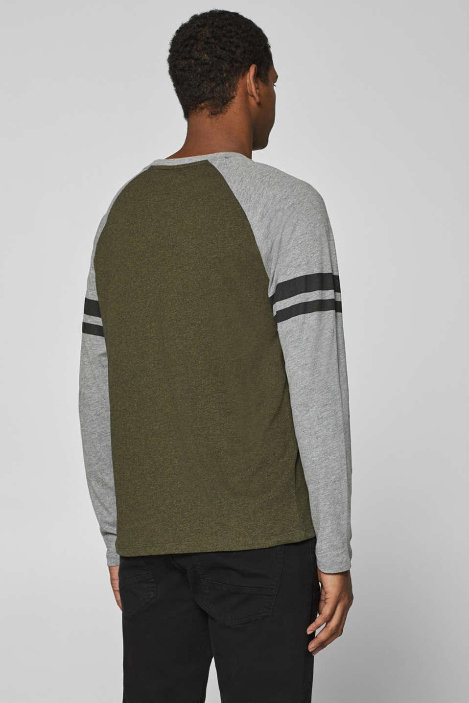 T-Shirts, MEDIUM GREY 3, detail image number 2