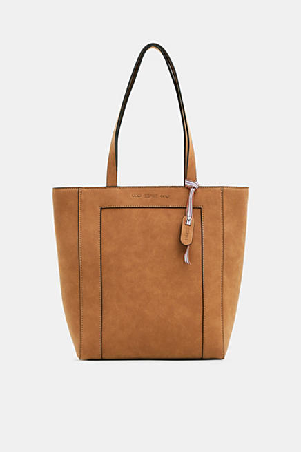 0638d9fc14 Tote back in faux nubuck leather