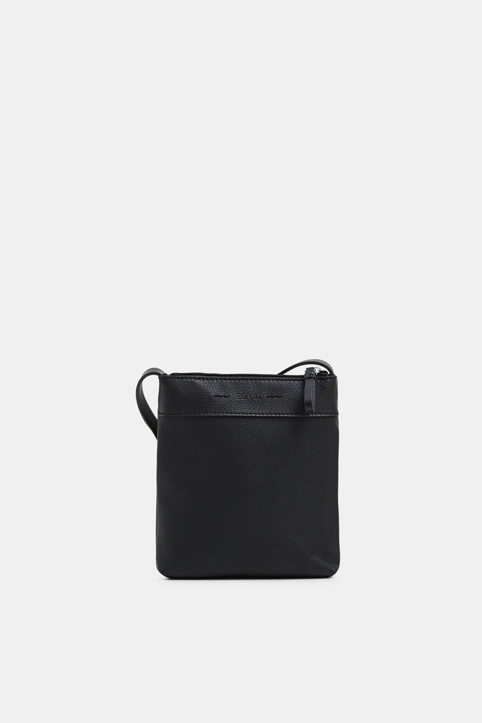83336a85ff Esprit : Petit sac bandoulière en similicuir à acheter sur la ...