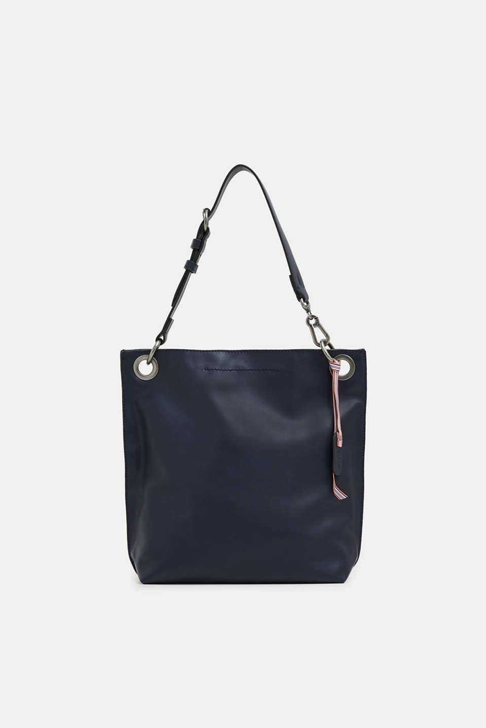 Esprit - Smooth faux leather shoulder bag