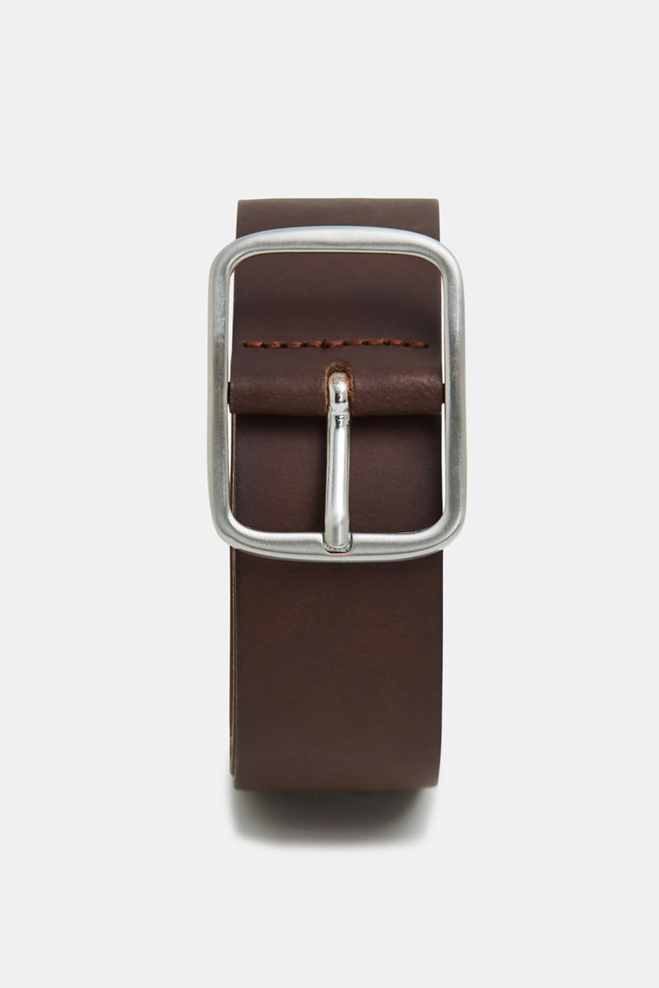 Esprit - Matte leather belt