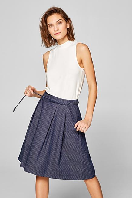 3d25a7f6baa Esprit – Džínové sukně v moderních střizích k zakoupení online