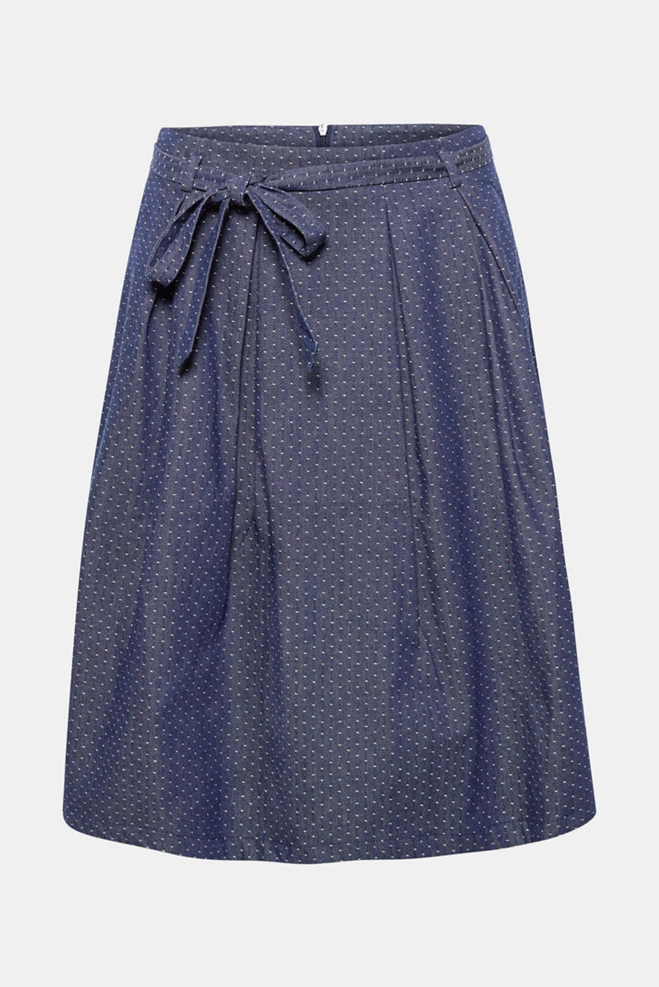 Skirts woven, DARK BLUE, detail image number 6