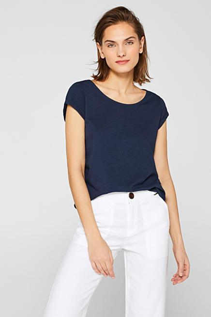 ede957e71eced T-shirt à teneur en coton biologique