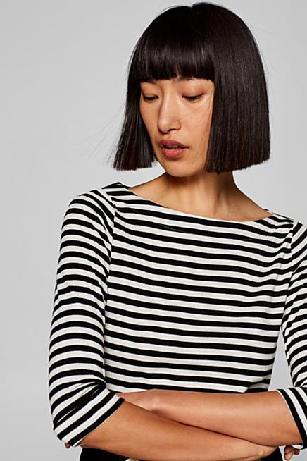 8281d7d2cc Camiseta de manga larga con algodón ecológico