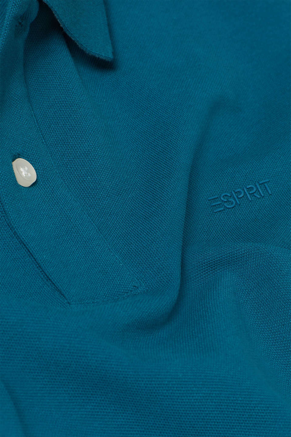 Polo shirts, PETROL BLUE 2, detail image number 4