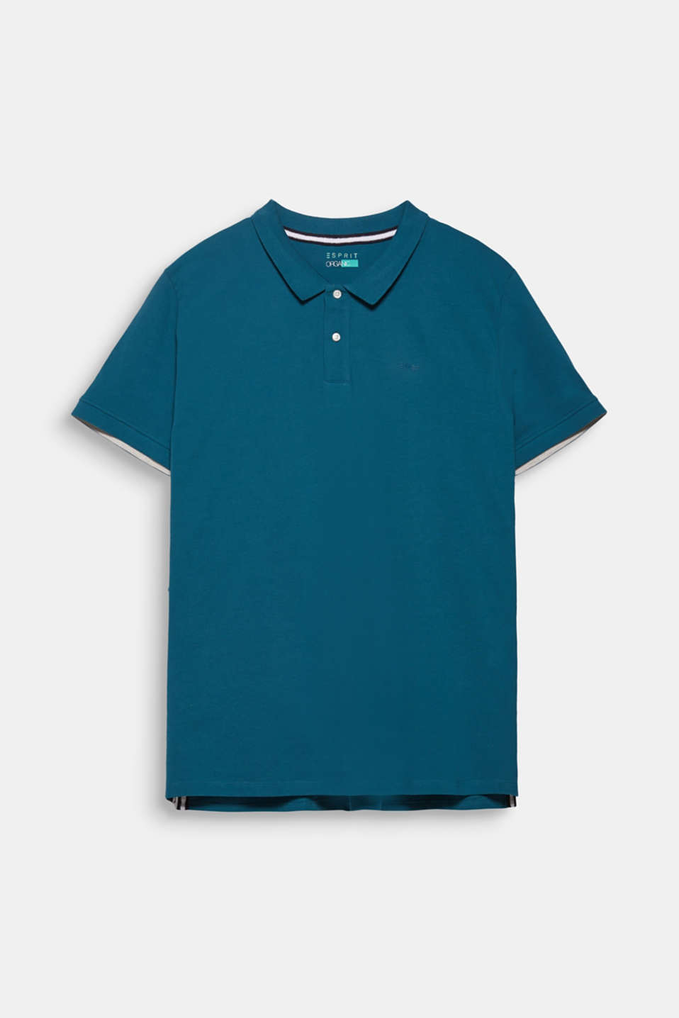 Polo shirts, PETROL BLUE 2, detail image number 6