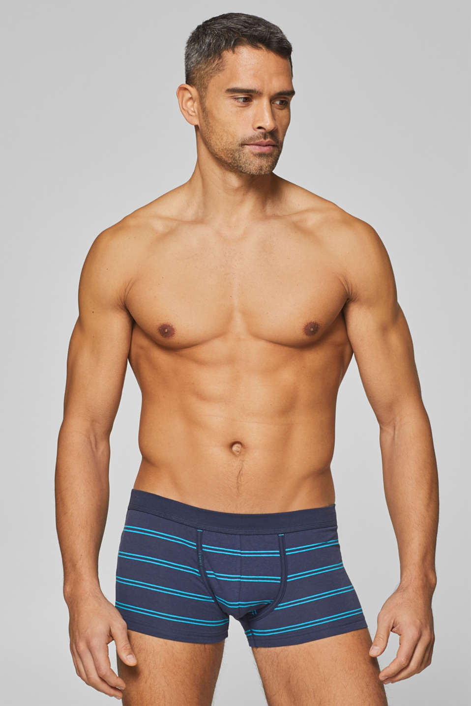 Esprit - Double pack of hipster shorts