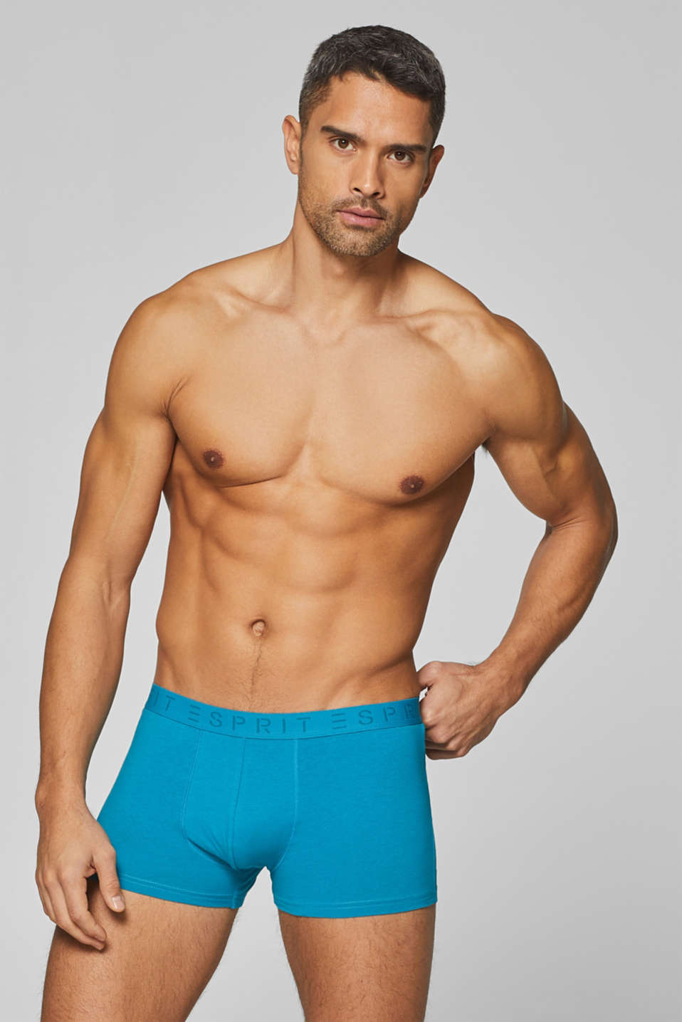 Esprit - Three pack of hipster shorts
