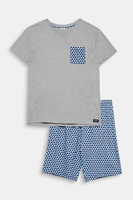 08b182c6768 Esprit pyjamas & badekåber til herrer i Esprits Online-Shop