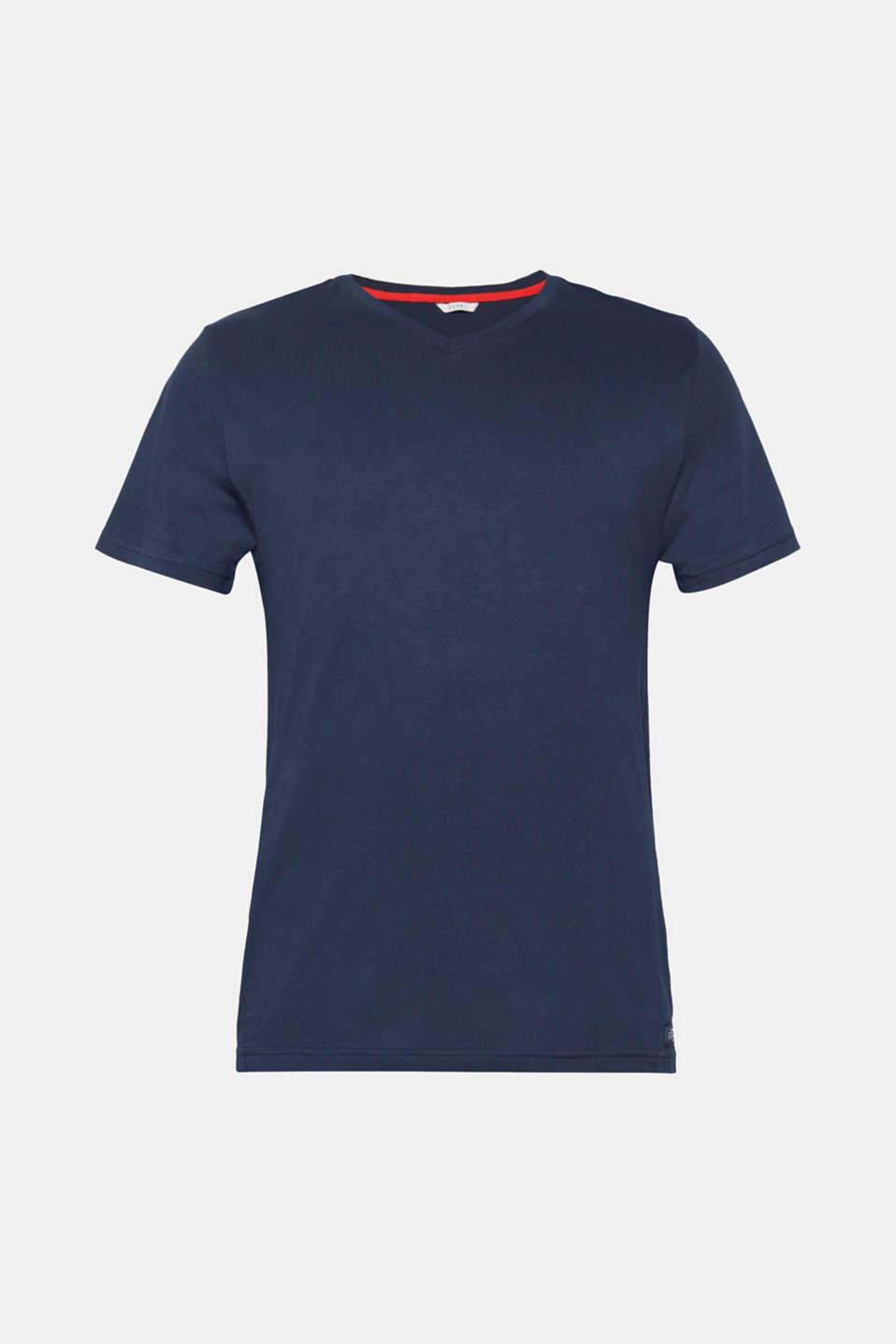Night-T-Shirts, NAVY, detail image number 4