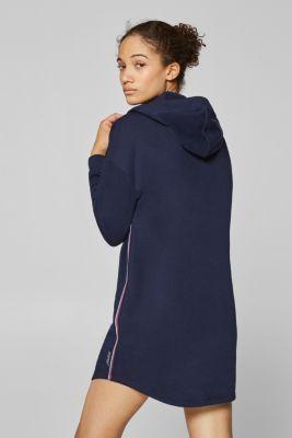 Esprit - Sweatshirt-Kleid mit applizierten Webbändern im Online Shop ... d05bfd5d95