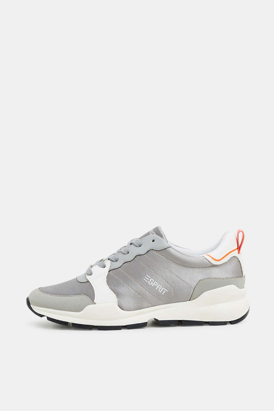 Esprit - Trendy satin trainers