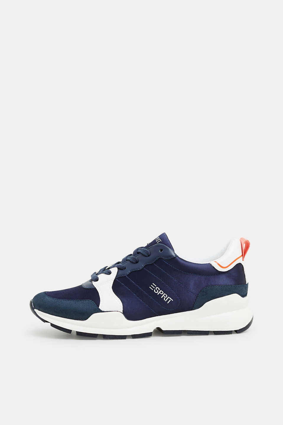 Esprit - Sneakers di tendenza in raso
