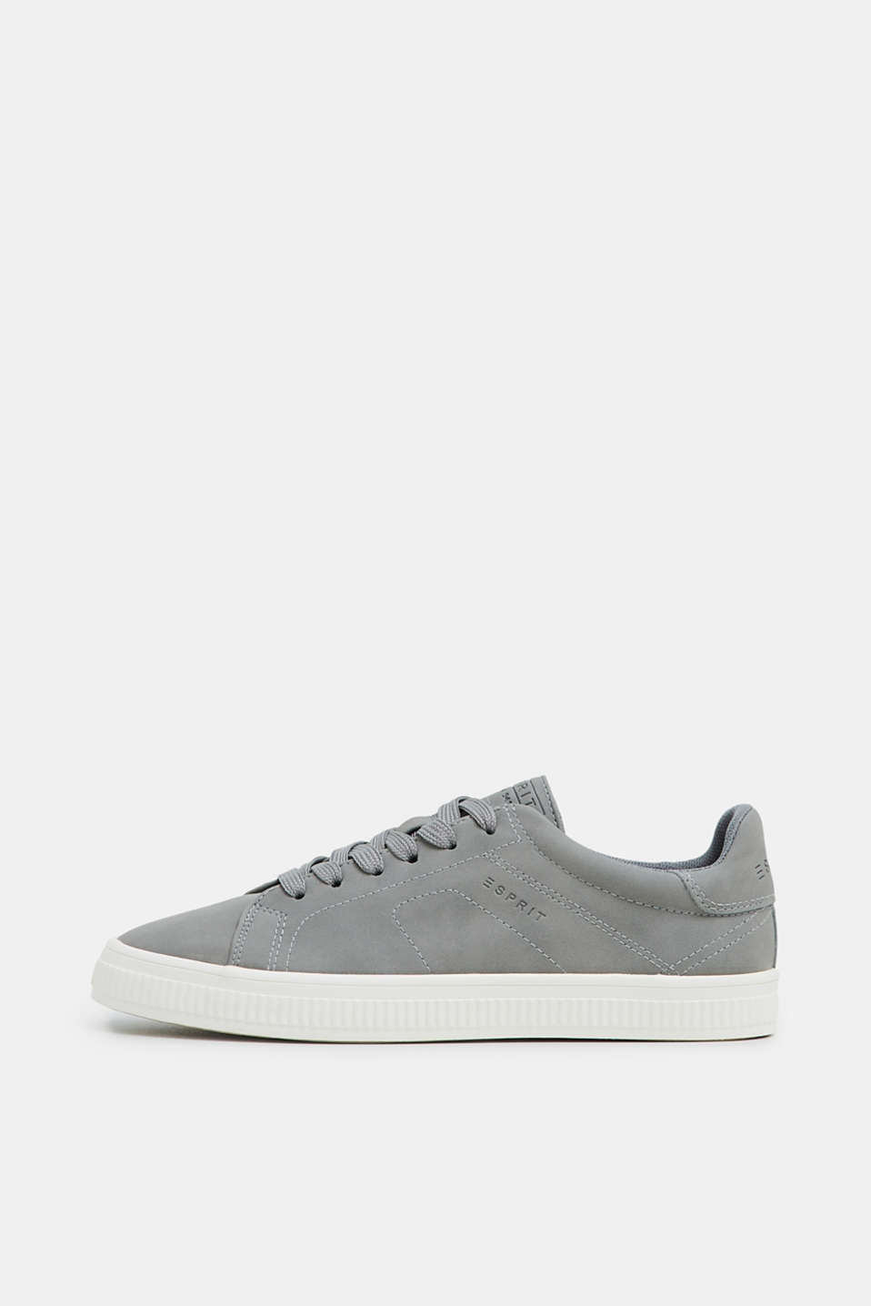 Esprit - Sneakers in simil nabuk