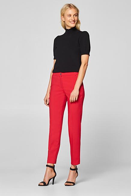 acd0145ae6c9b Pantalon stretch à coutures décoratives Mix + Match SURPIQÛRES